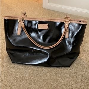 Kate Spade Patent Tote Bag